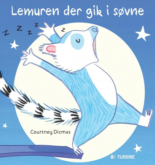 Lemuren der gik i søvne (Bog)