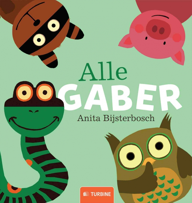 Image of   Alle gaber (Bog)
