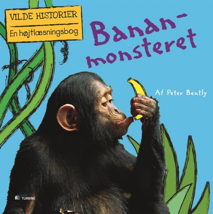 Image of   Bananmonsteret (Bog)