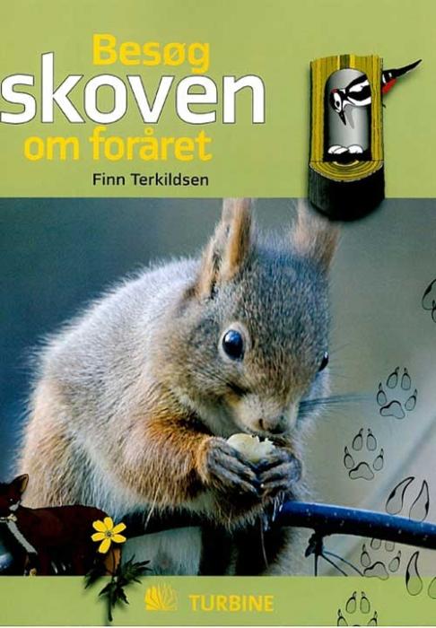 Image of   Besøg skoven om foråret (Bog)