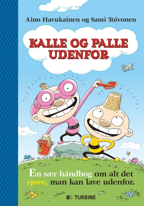 Image of Kalle og Palle udenfor (Bog)