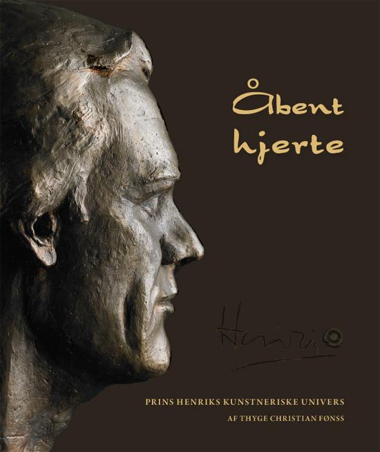 Image of   Åbent hjerte (Bog)