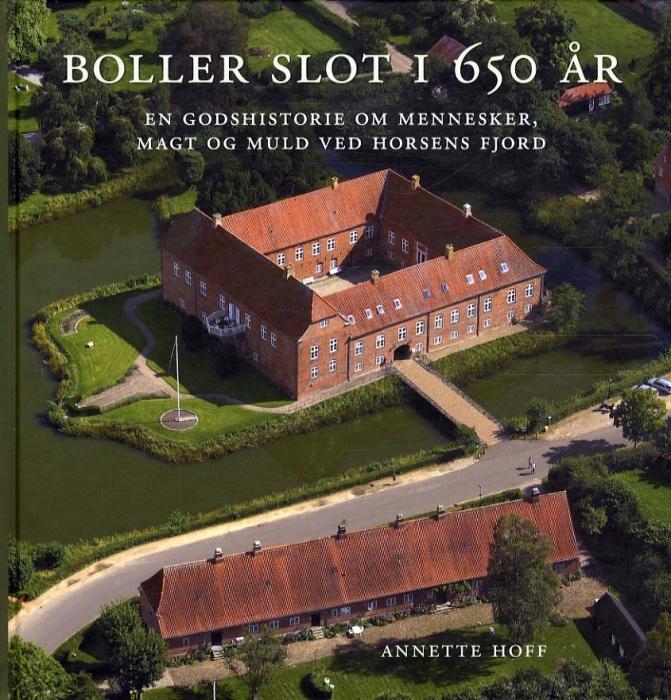 Image of Boller Slot i 650 år (Bog)