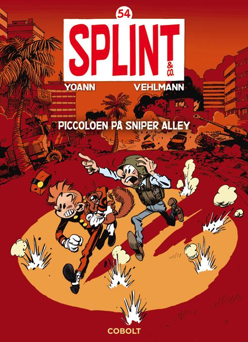 Splint & Co. 54 (Bog)