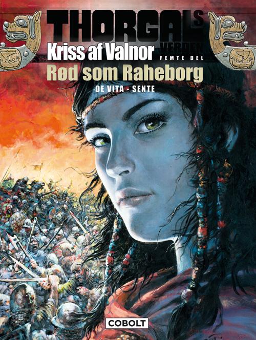 Thorgals verden: Kriss af Valnor 5 (Bog)