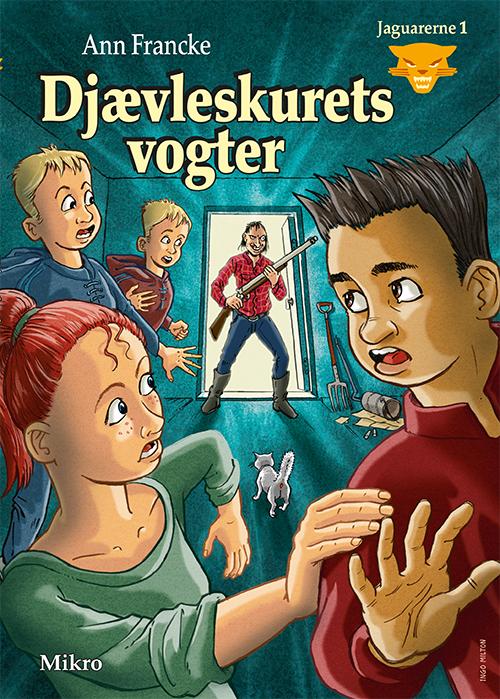 Image of Djævleskurets vogter (Bog)