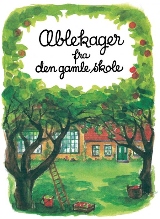 Æblekager fra den gamle skole (Bog)