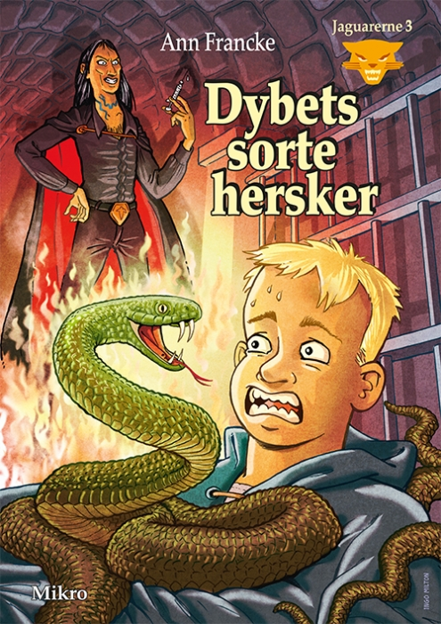 Image of Dybets sorte hersker (Bog)
