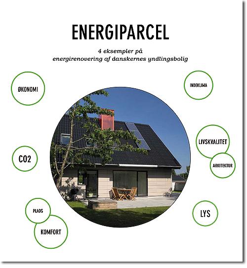 Image of EnergiParcel (Bog)