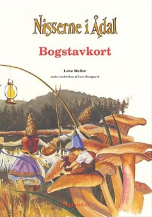 Image of   29 bogstavkort (Bog)