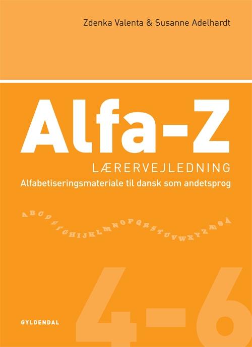 Image of   Alfa-Z 4-6 Lærervejledning (Bog)