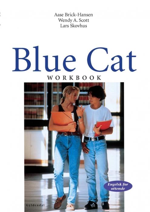 Image of Blue Cat - engelsk for ottende, Workbook (Bog)