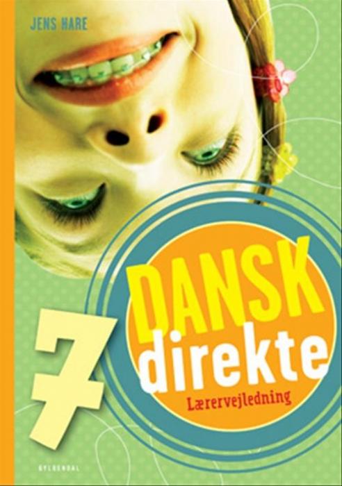 Image of   Dansk direkte 7 Lærervejledning (Bog)
