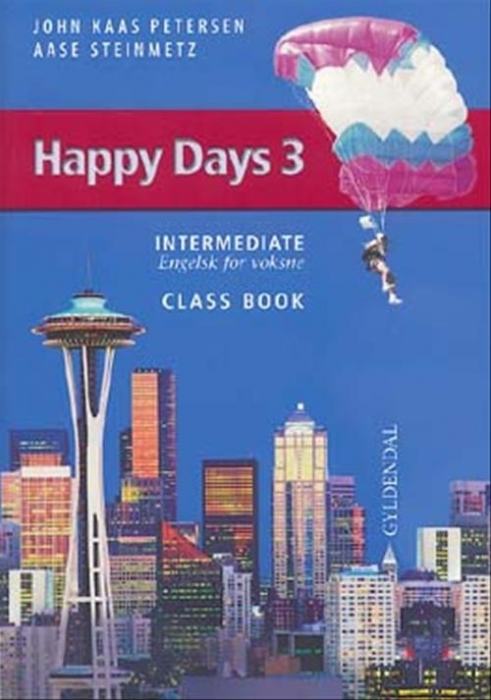 Happy Days 3 - Class Book (Bog)