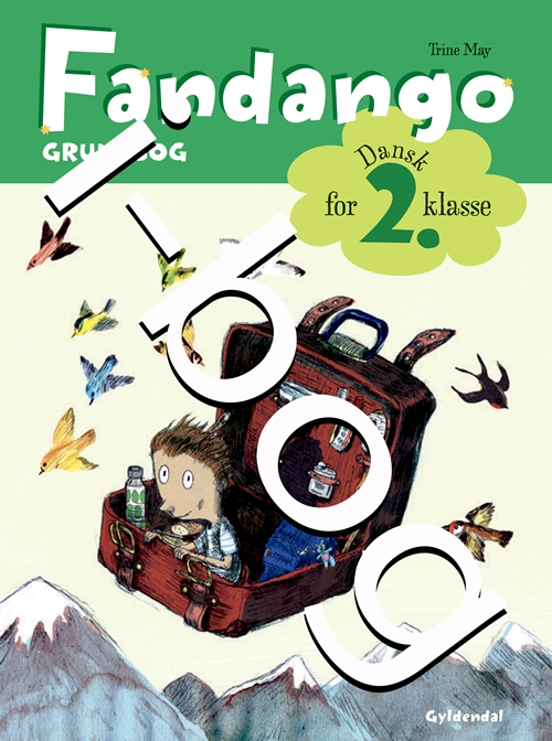 Image of   Fandango 2. i-bog (Bog)