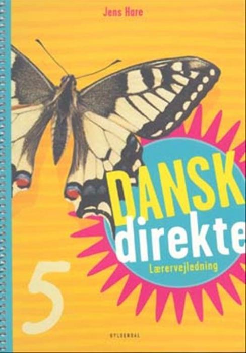 Image of   Dansk direkte 5 (Bog)