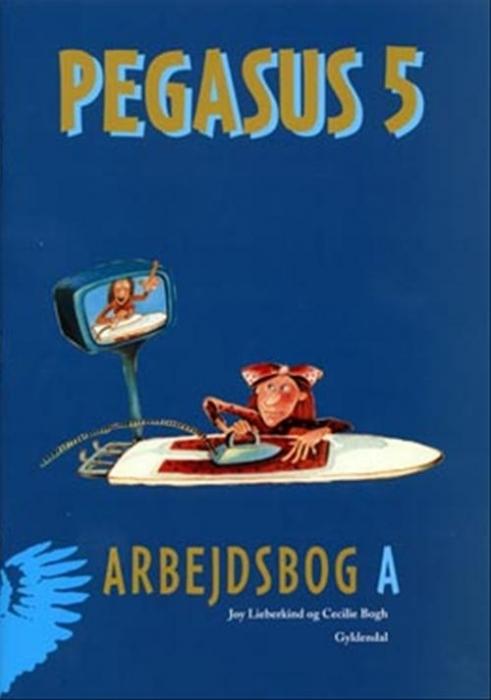 Pegasus 5. Arbejdsbog A (Bog)
