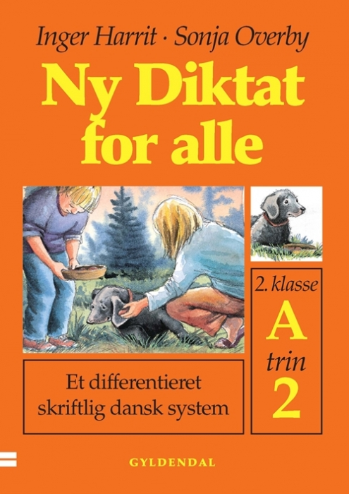Ny Diktat for alle 2. klasse (Bog)