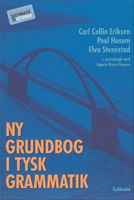 Image of Ny grundbog i tysk grammatik (Bog)