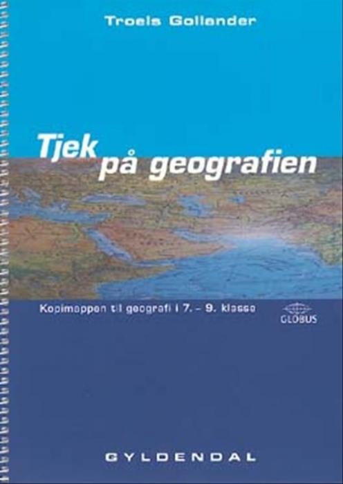 Tjek på geografien (Bog)