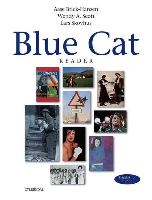 Billede af Blue Cat - engelsk for tiende (Bog)