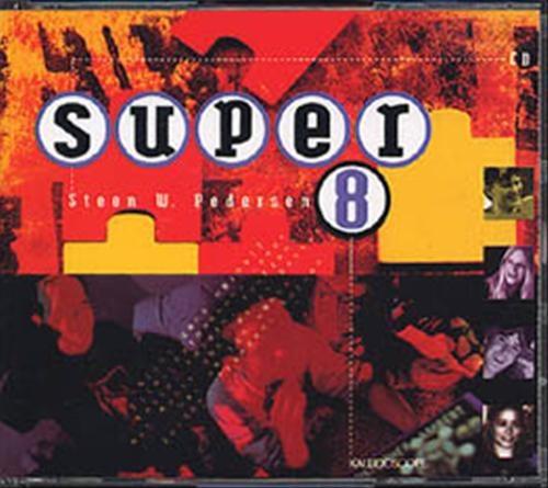Super 8 CD (Lydbog)