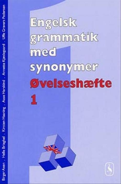 Image of Engelsk grammatik med synonymer (Bog)