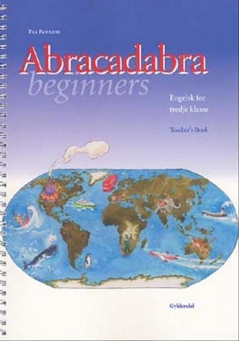 Image of   Abracadabra beginners (Bog)