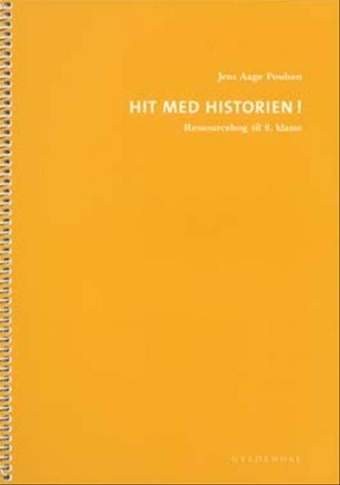 Hit med Historien! 8. kl. Ressourcebog (Bog)