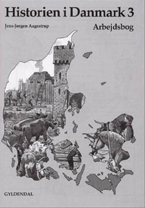 Historien i Danmark 3 (Bog)