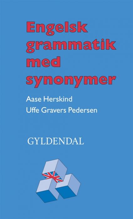Image of Engelsk grammatik med synonymer / i-bog (Bog)