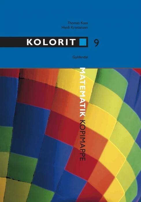Kolorit 9. klasse Kopimappe (Bog)