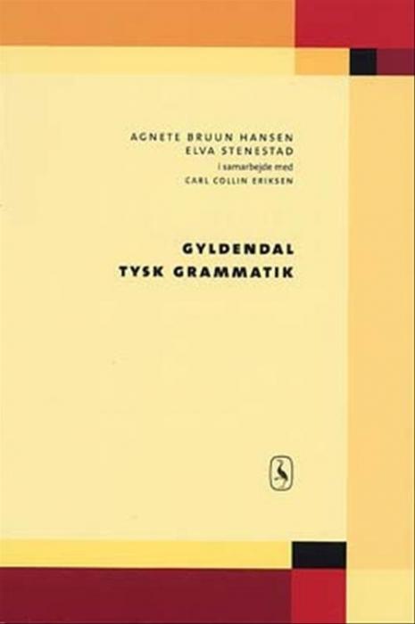 Image of Gyldendal tysk grammatik (Bog)
