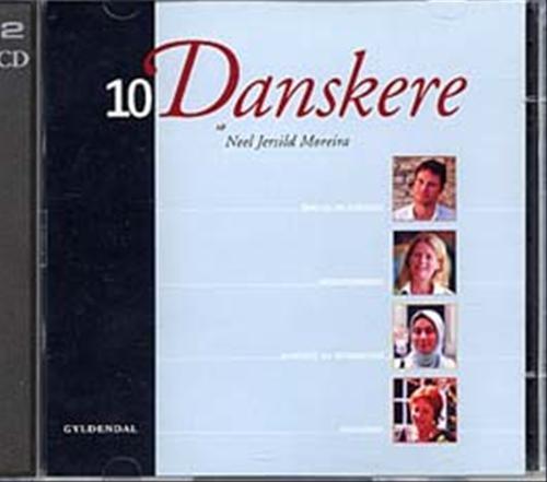 Image of   10 danskere cd (Lydbog)