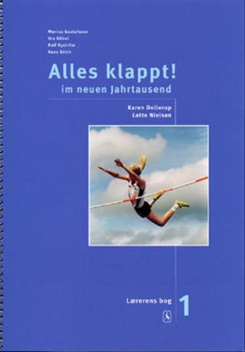 Alles klappt! 1. Lærerens bog (Bog)