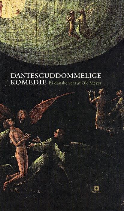 Image of Dantes guddommelige komedie (Bog)