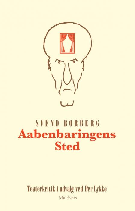 Image of   Åbenbaringens sted (Bog)