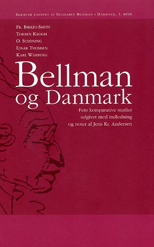 Image of   Bellman og Danmark (Bog)
