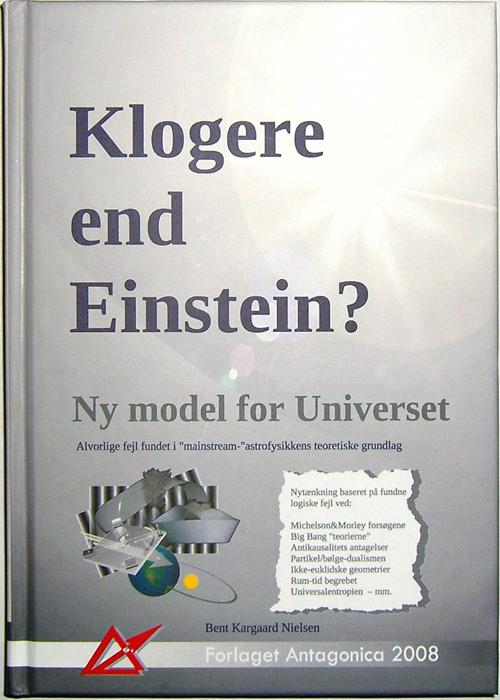 Image of   Klogere end Einstein? (Bog)