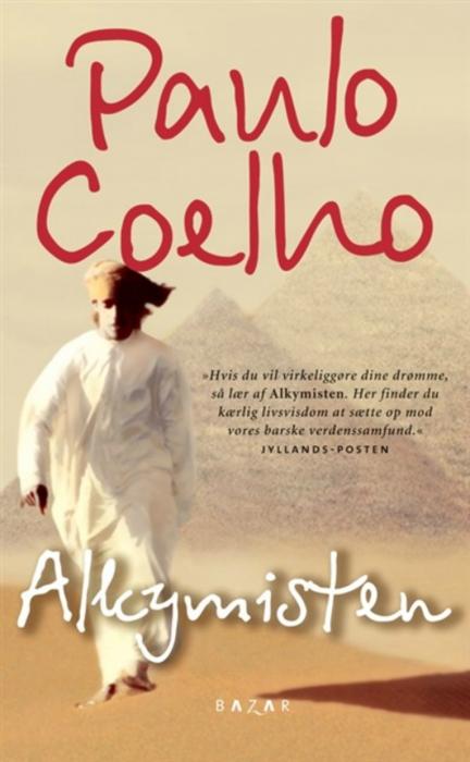 Image of   Alkymisten (hb) (Bog)