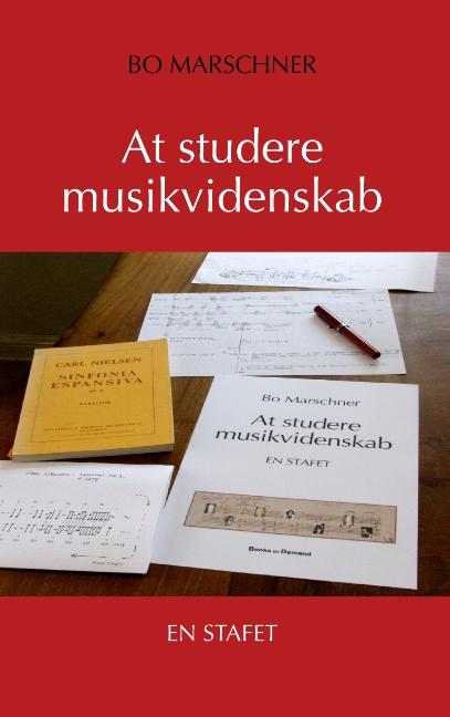 Image of   At studere musikvidenskab (Bog)