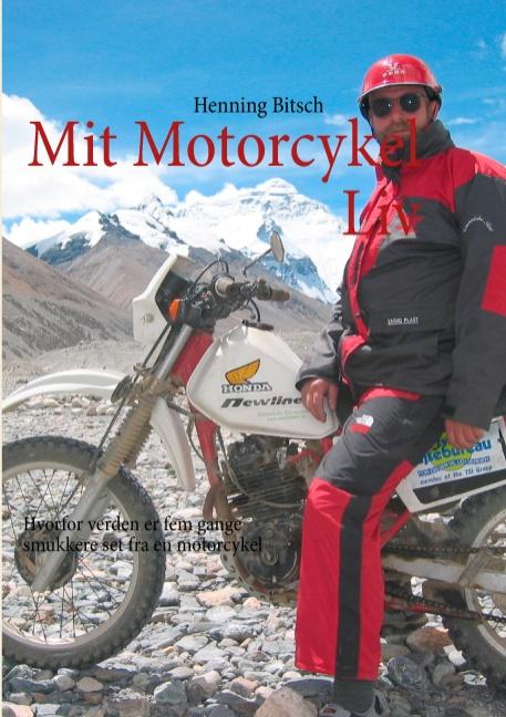 Mit Motorcykel Liv (Bog)