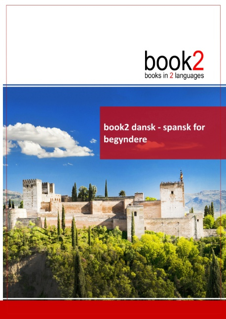 book2 dansk - spansk for begyndere (Bog)