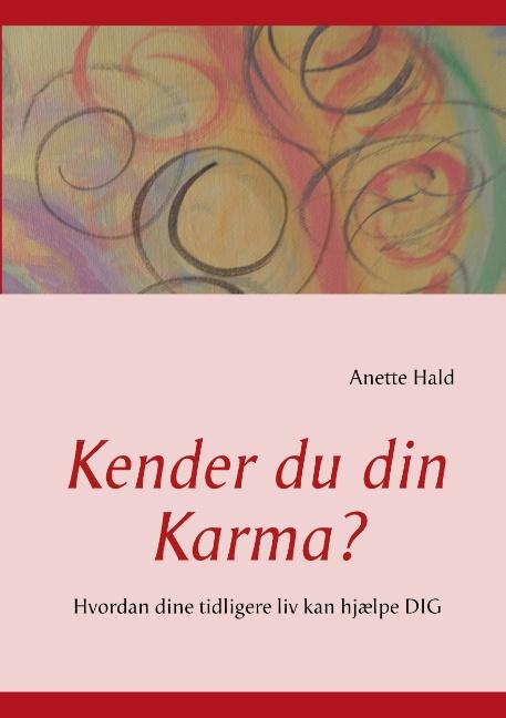 Image of Kender du din Karma? (Bog)