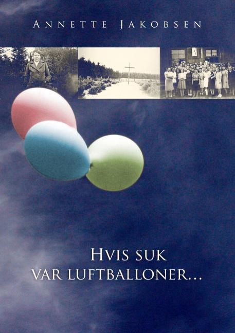 Image of Hvis suk var luftballoner... (Bog)