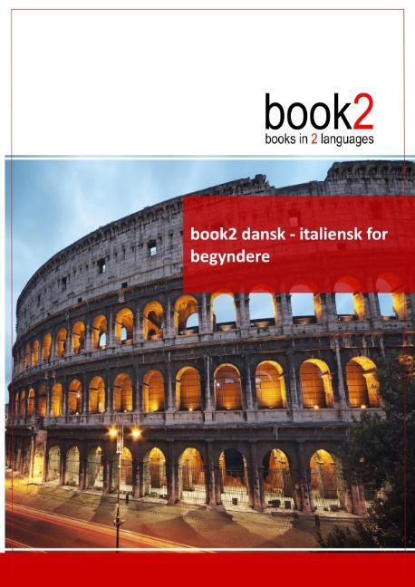 book2 dansk - italiensk for begyndere (Bog)