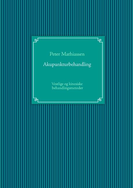 Image of   Akupunkturbehandling (Bog)