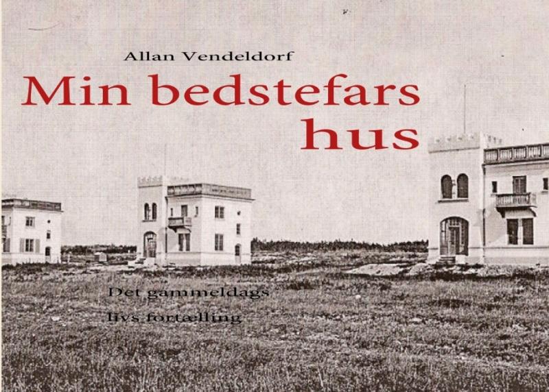 Image of Min bedstefars hus (Bog)
