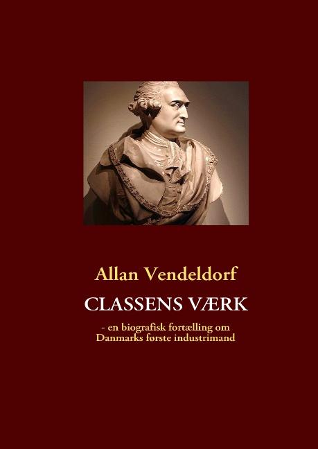 Image of Classens værk (Bog)