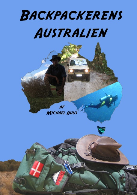 Image of   Backpackerens Australien (Bog)
